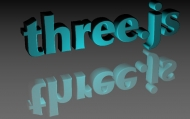 Three.js A awesome 3D Engine